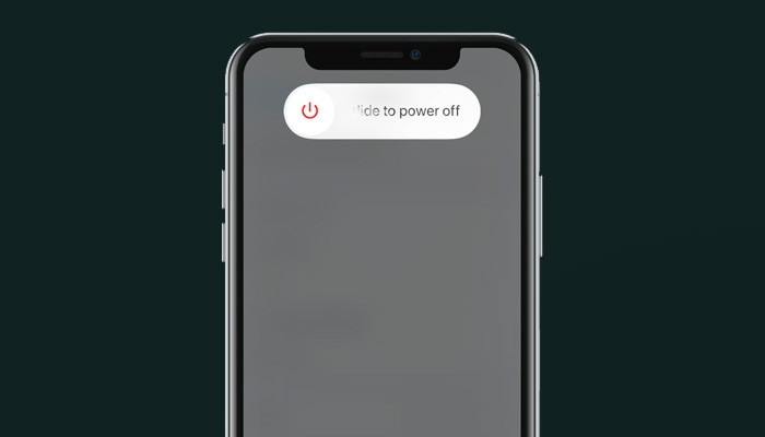 how to turn off iphone 11